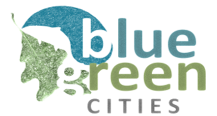 Blue Green Cities logo