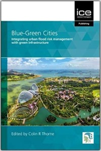 Blue-Green Cities book cover