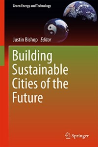 Building Sustainable Cities of the Future book cover