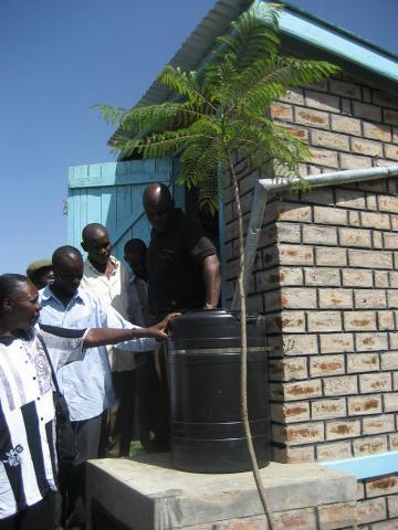 Kenya Rainwater Harvesting SuSanA Secretariat via Flickr