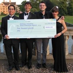 """MPhil in Engineering for Sustainable Development students winners of """"McKinsey Innovate"""" 2012!"""