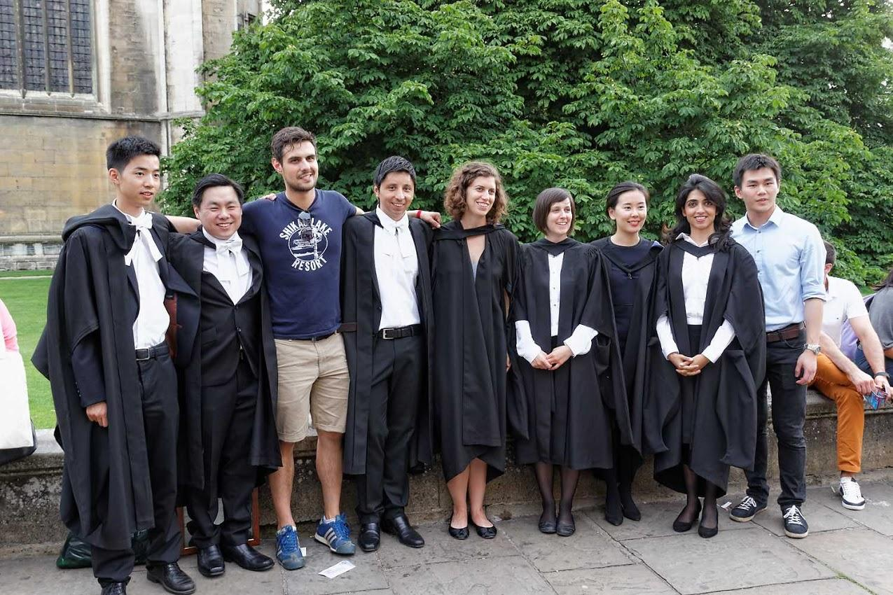 Graduation congratulations  to class of 12-13