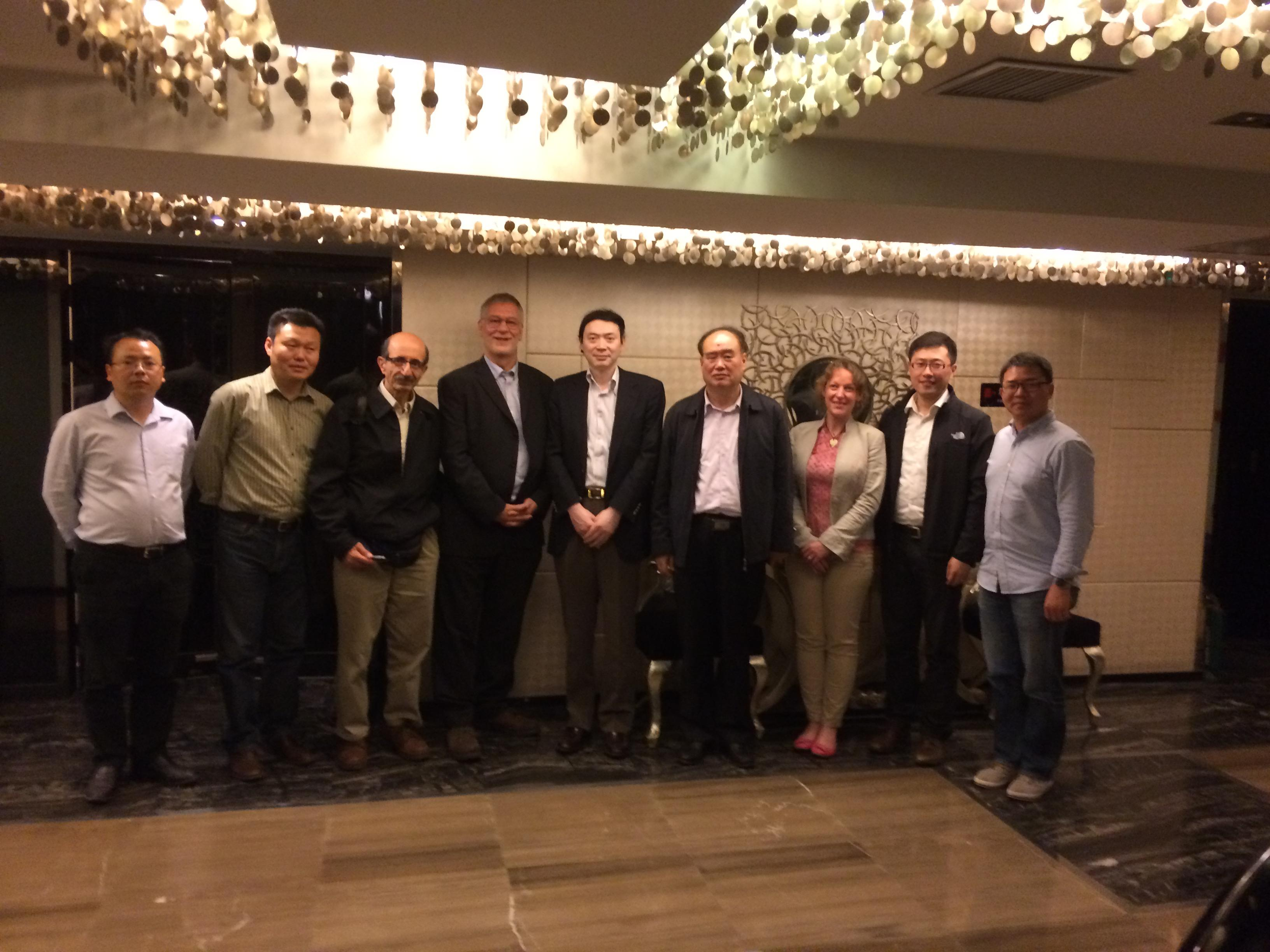 New links with SouthEast University China