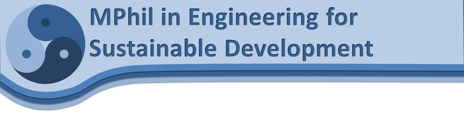 YouTube Video ESD MPhil- Global challenges, engineering solutions